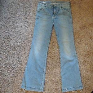 Joe's flare jeans